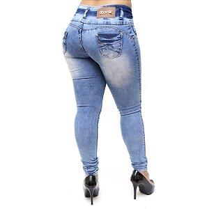 Calça Jeans Feminina Thomix Skinny Cieni Azul