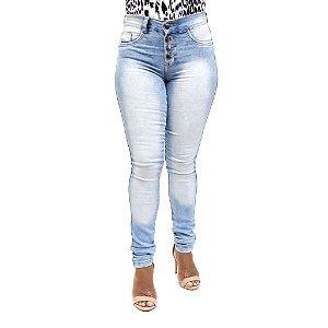 Calça Jeans Feminina Hot Pants Thomix Clara