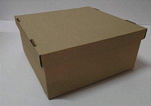 CAIXA PARA TRANSPORTE DE TORTAS E BOLOS 35X35X15 com 150 caixas