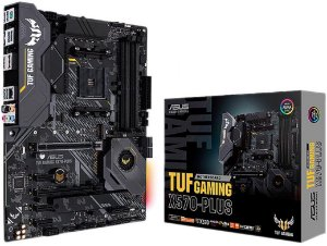 PLACA-MÃE ASUS TUF GAMING X570-PLUS CROSSFIRE AMD AM4 ATX