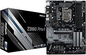 PLACA-MÃE ASROCK Z390 PRO4 INTEL LGA 1151 DDR4