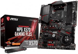 PLACA-MÃE MSI MPG X570 GAMING PLUS CROSSFIRE AMD AM4 PCI-E 4.0