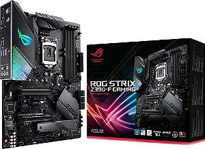 PLACA-MÃE ASUS ROG STRIX Z390-F SLI INTEL LGA 1151 DDR4