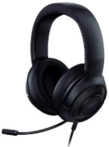 HEADSET GAMER RAZER KRAKEN X MULTI PLATAFORMA BLACK