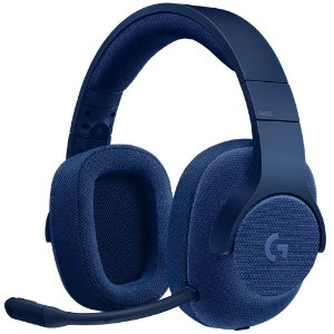 HEADSET GAMER LOGITECH G433 7.1 SURROUND AZUL
