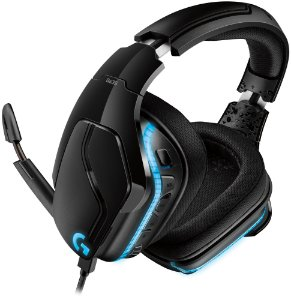 HEADSET GAMER LOGITECH G635 7.1 SURROUND RGB DTS 2.0
