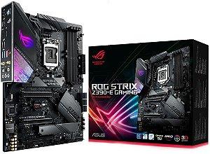 PLACA-MÃE ASUS ROG STRIX Z390-E INTEL LGA 1151 DDR4