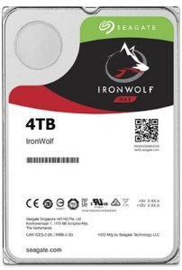 HD SEAGATE IRONWOLF NAS 4TB 5900RPM 64MB ST4000VN008
