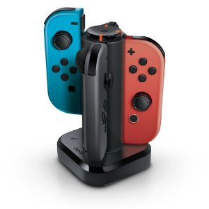 DOCK DE JOY-CON BIONIK TETRA POWER NINTENDO SWITCH