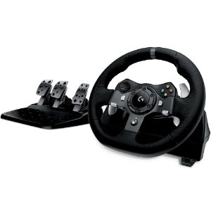 VOLANTE LOGITECH G920 DRIVING FORCE XBOX ONE PC 941-000122