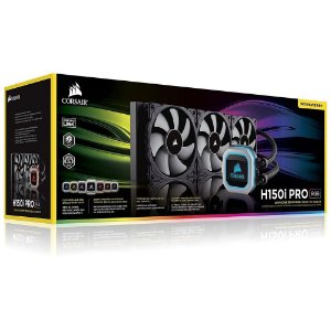 WATERCOOLER CORSAIR H150I PRO RGB HYDRO SERIES