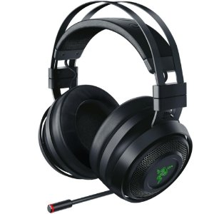 HEADSET GAMER RAZER NARI WIRELESS CHROMA THX