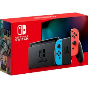 NEW NINTENDO SWITCH NEON 32GB