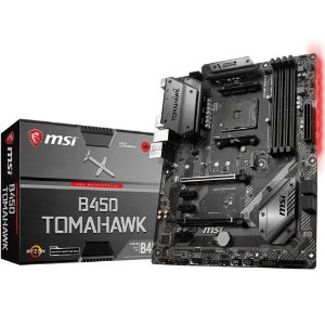 PLACA-MÃE MSI B450 TOMAHAWK AMD AM4 DDR4