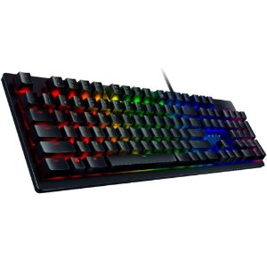 TECLADO OPTO-MECÂNICO RAZER HUNTSMAN PURPLE SWITCH US