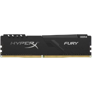 MEMÓRIA KINGSTON HYPERX FURY 8GB 2400MHZ DDR4 HX424C15FR3/8