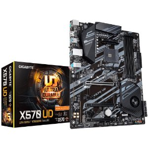PLACA-MÃE GIGABYTE X570 UD CROSSFIRE PCI-E 4.0 AMD AM4
