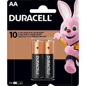 Pilha Alcalina AA MN1500 (Caixa c/24 pilhas)(Cartela c/2) DU