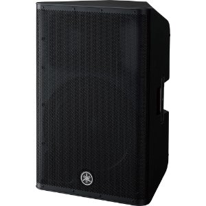 """Caixa Acústica Amplificada 15"""" de 2 Vias DXR15 MKII-BRA Pre"""