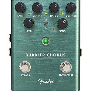 Pedal Analógico Bubbler Chorus FENDER