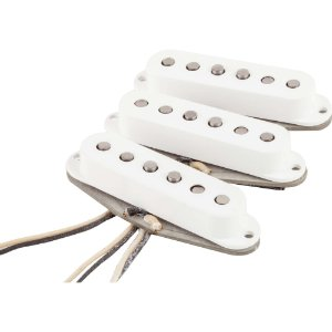 Set de Captadores Para Guitarra CUSTOM '69 STRAT Branco FEND