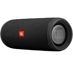 Caixa Multimídia Portátil Bluetooth FLIP 5 Preta JBL