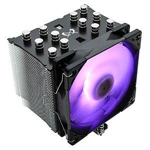 Cooler Scythe Mugen 5 Black Rgb Amd Intel Scmg-5100bk