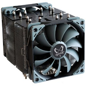 COOLER SCYTHE NINJA 5 AMD INTEL SCNJ-5000