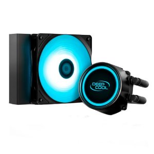 WATERCOOLER DEEPCOOL GAMMAXX L120T BLUE 120MM LED AZUL