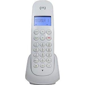 Telefone s/ Fio Digital MOTO700W Branco MOTOROLA