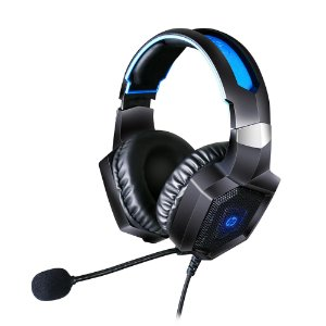 Headset Gamer 7.1 USB H320GS Preto HP