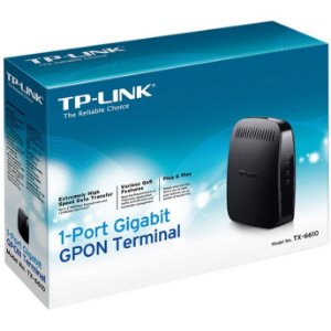 TERMINAL TP-LINK GPON 1-PORT GIGABIT TX-6610