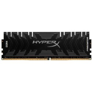 MEMÓRIA KINGSTON HYPERX PREDATOR 8GB 3200MHZ DDR4 C16