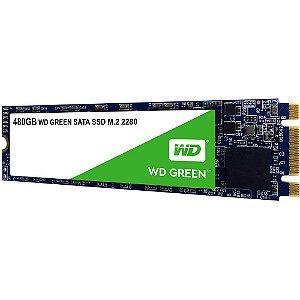 SSD WD GREEN M.2 2280 480GB WDS480G2G0B