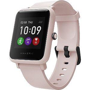 Relógio Inteligente Amazfit Bip S Lite A1823 Sakura Pink