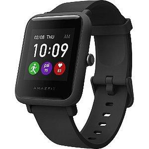 Relógio Inteligente Amazfit Bip S Lite A1823 Charcoal Black