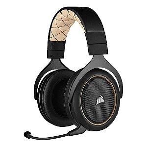 Headset Gamer Corsair Hs70 Pro Wireless 7.1 Surround Cream