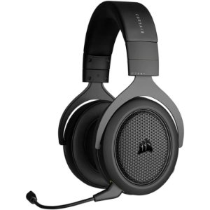 Headset Gamer Corsair Hs70 Bluetooth Stereo Black