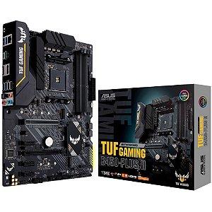 Placa-mãe Asus Tuf Gaming B450-plus Ii Amd Am4 Ddr4