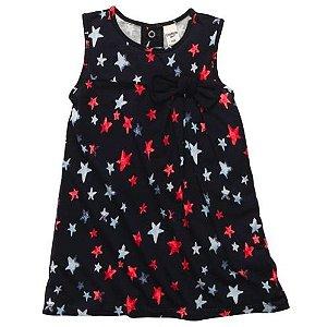 Vestido Carter's Estrelas