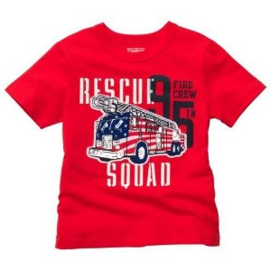 Camiseta Oshkosh Fire Crew