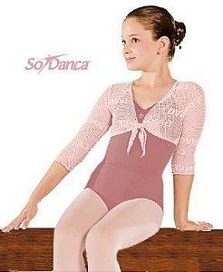 72e1fa15c2 Rede para coque - Só Dança - Urso Branco Fashion Kids
