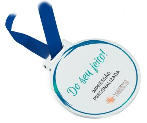 Medalha Circular