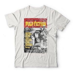 Camiseta Pulp Fiction Poster