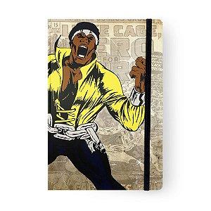 Caderno de Notas Marvel Luke Cage