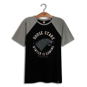 Camiseta Game of Thrones House Stark Winterfell