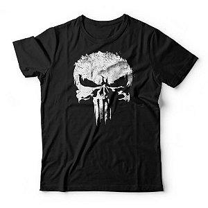 Camiseta Justiceiro Skull
