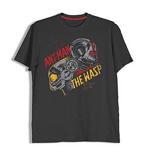 Camiseta Homem Formiga e a Vespa Not Actual Size