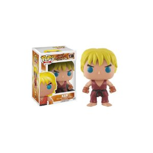 Ken - Street Fighters - Pop! Funko