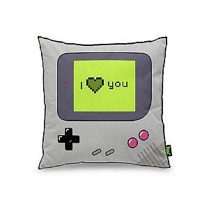 Almofada Game Boy I Love You